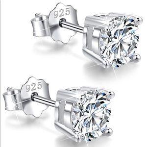 Sterling Stud Earrings for women